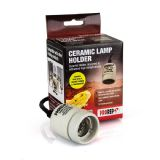 Pro Rep  Ceramic Lamp Holder - bulbs up to 300w - screw fitting FREE POST